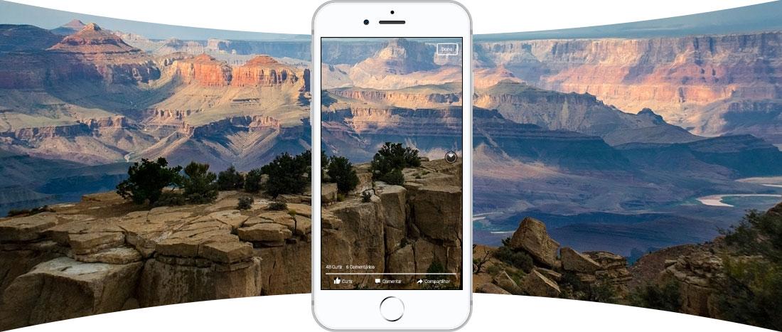 , Saiba tudo sobre o Facebook 360: uma novidade em fotos e vídeos